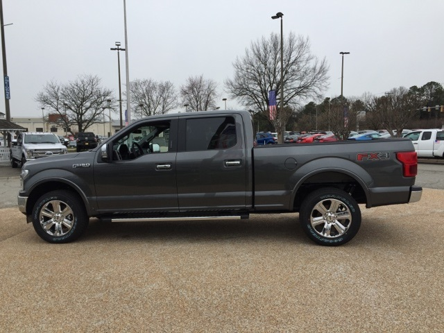2020 F-150 SuperCrew Cab 4x4, Pickup #NA69227 - photo 5
