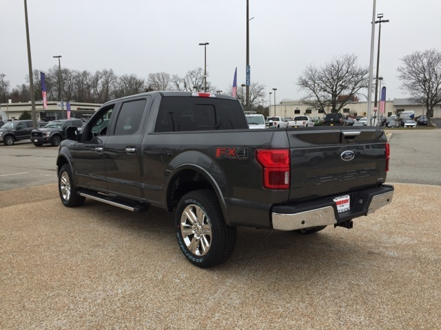 2020 F-150 SuperCrew Cab 4x4, Pickup #NA69227 - photo 6