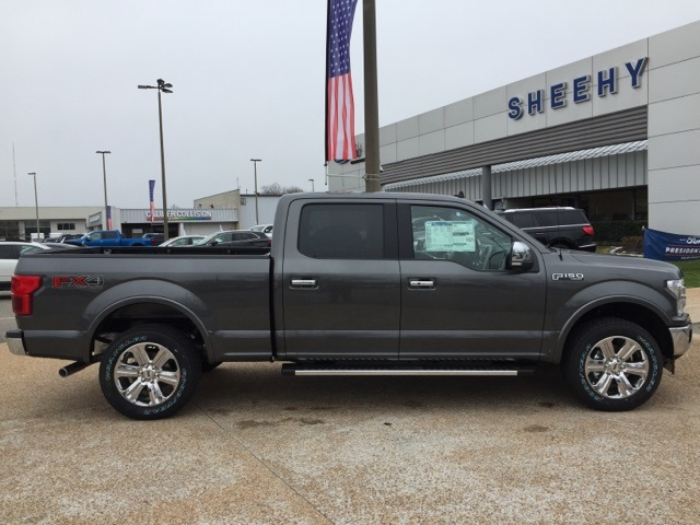 2020 F-150 SuperCrew Cab 4x4, Pickup #NA69227 - photo 8