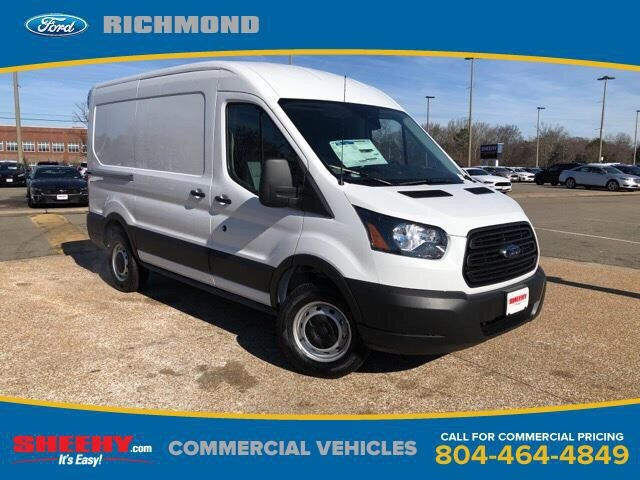 2019 Transit 250 Med Roof 4x2,  Empty Cargo Van #NA69702 - photo 1