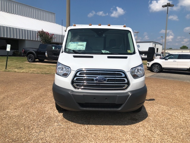2018 Transit 350 4x2,  Reading Aluminum CSV Service Utility Van #NA70462 - photo 3