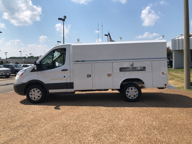 2018 Transit 350 4x2,  Reading Aluminum CSV Service Utility Van #NA70462 - photo 5
