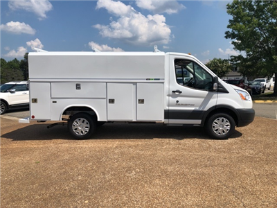 2018 Transit 350 4x2,  Reading Aluminum CSV Service Utility Van #NA70462 - photo 8