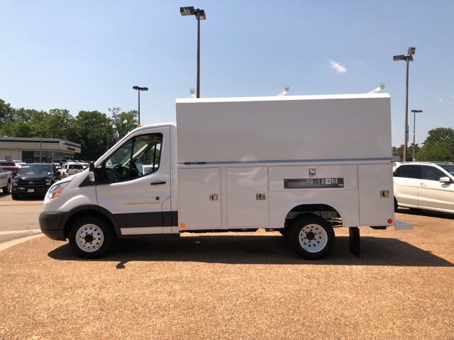 2018 Transit 350 HD DRW, Reading Service Utility Van #NA75645 - photo 6