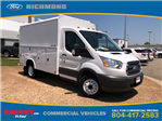2018 Transit 350 HD DRW, Reading Service Utility Van #NA75645 - photo 1