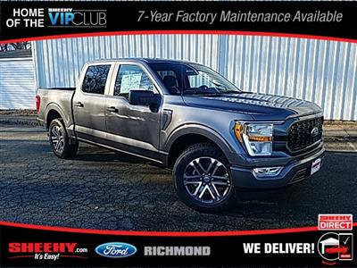 2021 Ford F-150 SuperCrew Cab 4x2, Pickup #NA76616 - photo 1