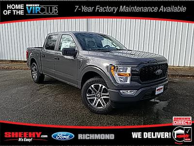 2021 Ford F-150 SuperCrew Cab 4x2, Pickup #NA76617 - photo 1