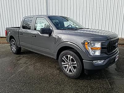 2021 Ford F-150 SuperCrew Cab 4x2, Pickup #NA76617 - photo 9