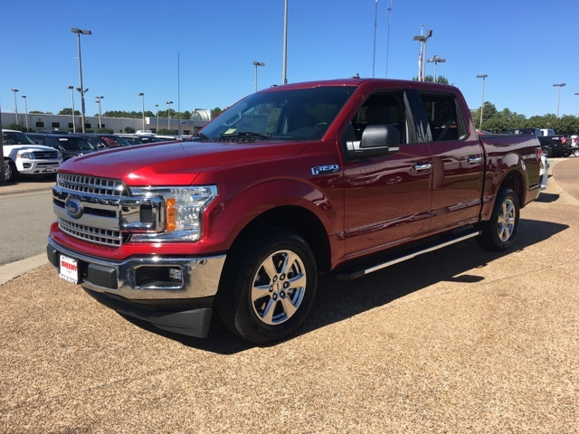 2018 F-150 SuperCrew Cab, Pickup #NA77204 - photo 3