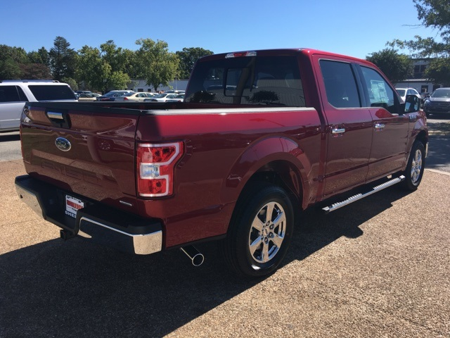 2018 F-150 SuperCrew Cab, Pickup #NA77204 - photo 2