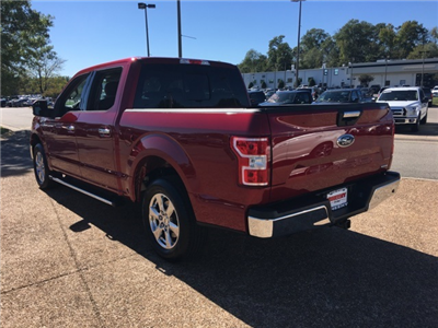 2018 F-150 SuperCrew Cab, Pickup #NA77204 - photo 5