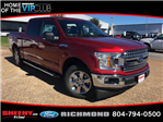 2018 F-150 SuperCrew Cab, Pickup #NA77204 - photo 1