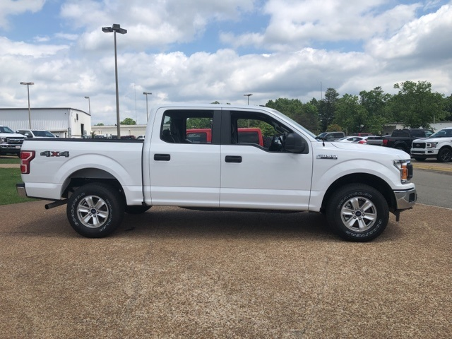 2018 F-150 SuperCrew Cab 4x4,  Pickup #NA77206V - photo 8