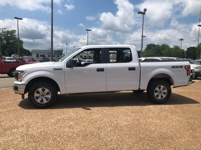 2018 F-150 SuperCrew Cab 4x4,  Pickup #NA77206V - photo 5