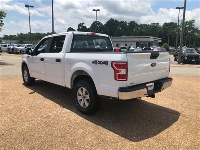 2018 F-150 SuperCrew Cab 4x4,  Pickup #NA77206V - photo 6