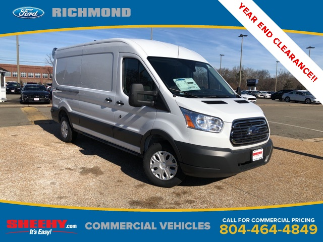 2018 Transit 350 Med Roof 4x2,  Empty Cargo Van #NA78151 - photo 1