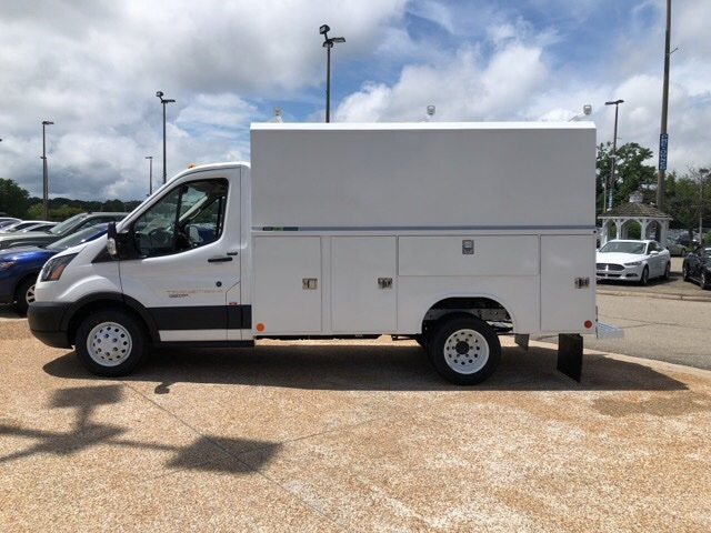 2019 Transit 350 HD DRW 4x2,  Reading Aluminum CSV Service Utility Van #NA80730 - photo 5