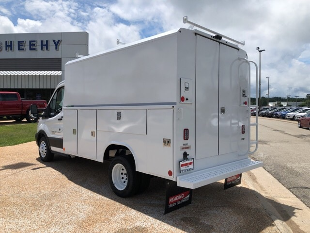 2019 Transit 350 HD DRW 4x2,  Reading Aluminum CSV Service Utility Van #NA80730 - photo 6