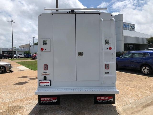 2019 Transit 350 HD DRW 4x2,  Reading Aluminum CSV Service Utility Van #NA80730 - photo 7