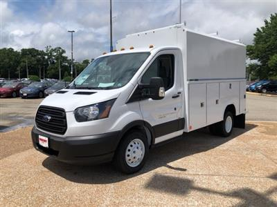 2019 Transit 350 HD DRW 4x2,  Reading Aluminum CSV Service Utility Van #NA80730 - photo 4