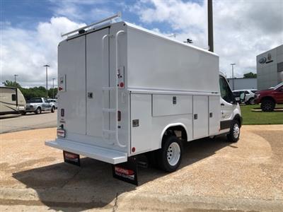2019 Transit 350 HD DRW 4x2,  Reading Aluminum CSV Service Utility Van #NA80730 - photo 2