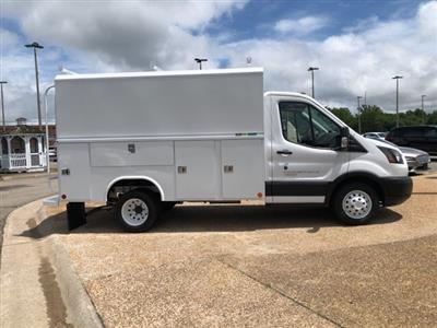 2019 Transit 350 HD DRW 4x2,  Reading Aluminum CSV Service Utility Van #NA80730 - photo 8