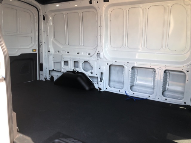 2018 Transit 250 Med Roof 4x2,  Empty Cargo Van #NA83514 - photo 11