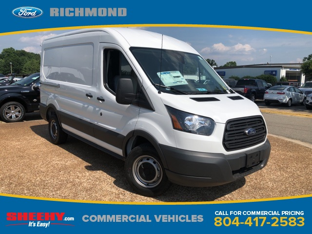 2018 Transit 250 Med Roof 4x2,  Empty Cargo Van #NA83514 - photo 1