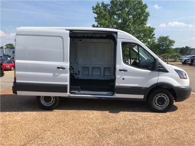 2018 Transit 250 Med Roof 4x2,  Empty Cargo Van #NA83514 - photo 10