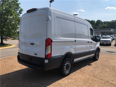 2018 Transit 250 Med Roof 4x2,  Empty Cargo Van #NA83514 - photo 7