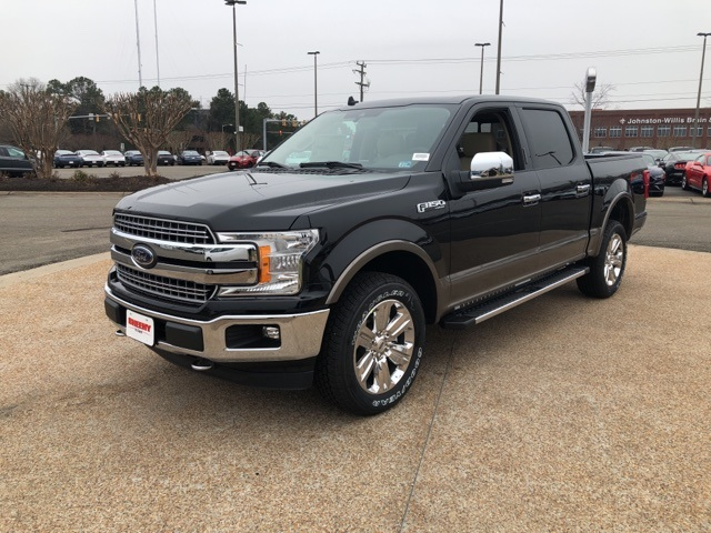 2019 F-150 SuperCrew Cab 4x4,  Pickup #NA85369 - photo 4