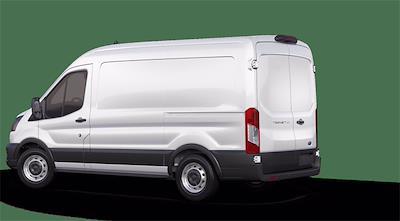 2021 Transit 250 Medium Roof 4x2,  Empty Cargo Van #NA88306 - photo 2