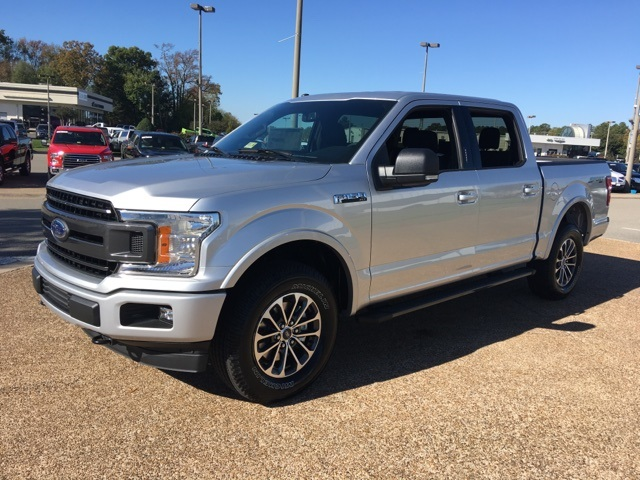2018 F-150 SuperCrew Cab 4x4, Pickup #NA89396 - photo 3