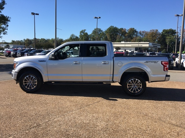 2018 F-150 SuperCrew Cab 4x4, Pickup #NA89396 - photo 4