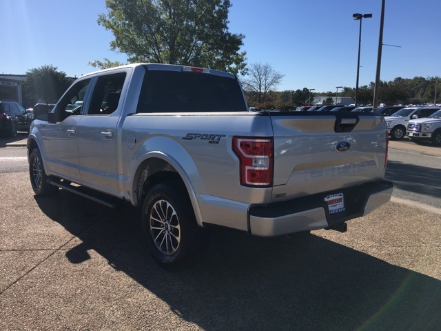 2018 F-150 SuperCrew Cab 4x4, Pickup #NA89396 - photo 5