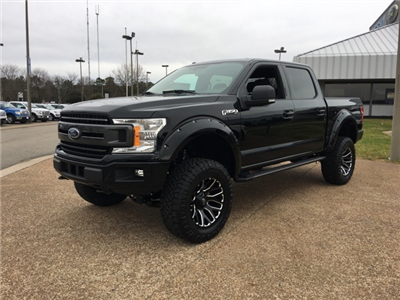 2018 F-150 Crew Cab 4x4, Pickup #NA89401 - photo 3