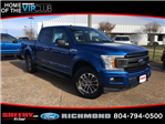 2018 F-150 Crew Cab 4x4, Pickup #NA89535 - photo 1