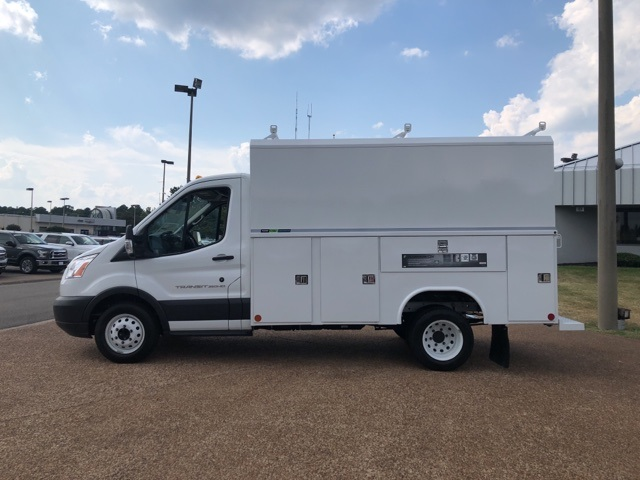 2018 Transit 350 HD DRW 4x2,  Reading Aluminum CSV Service Utility Van #NA91370 - photo 5