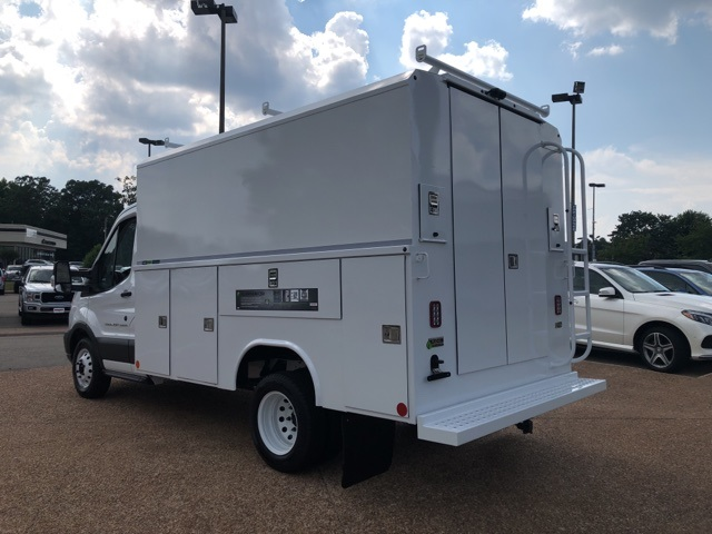 2018 Transit 350 HD DRW 4x2,  Reading Aluminum CSV Service Utility Van #NA91370 - photo 6