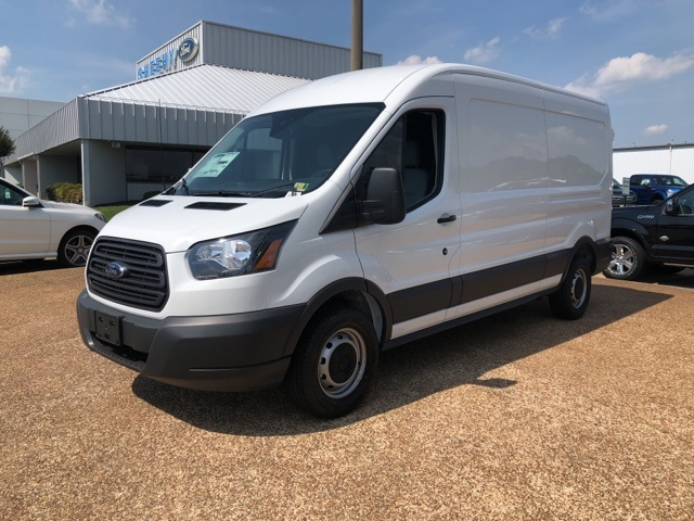 2018 Transit 150 Med Roof 4x2,  Empty Cargo Van #NA94995 - photo 4
