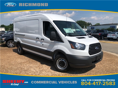 2018 Transit 150 Med Roof 4x2,  Empty Cargo Van #NA94995 - photo 1