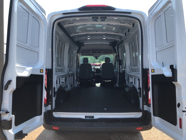 2018 Transit 250 Med Roof 4x2,  Empty Cargo Van #NA95000 - photo 2