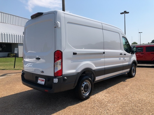 2018 Transit 250 Med Roof 4x2,  Empty Cargo Van #NA95000 - photo 8