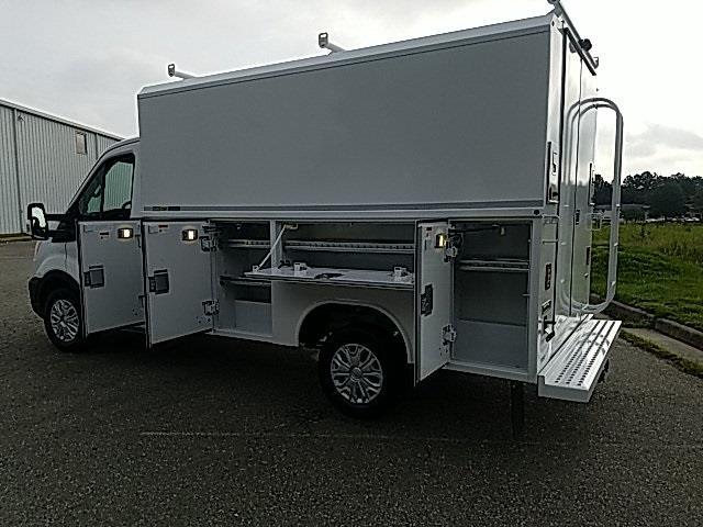 2020 Ford Transit 350 RWD, Reading Aluminum CSV Service Utility Van #NA97175 - photo 11