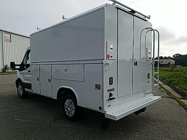 2020 Ford Transit 350 RWD, Reading Aluminum CSV Service Utility Van #NA97175 - photo 6