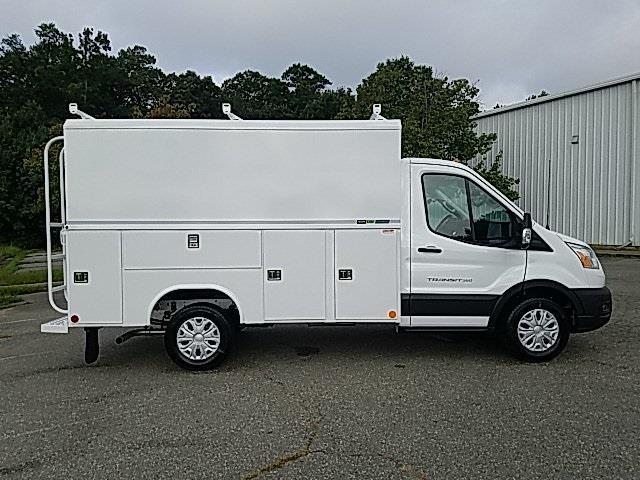 2020 Ford Transit 350 RWD, Reading Aluminum CSV Service Utility Van #NA97175 - photo 8