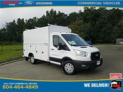 2020 Ford Transit 350 RWD, Reading Aluminum CSV Service Utility Van #NA97175 - photo 1