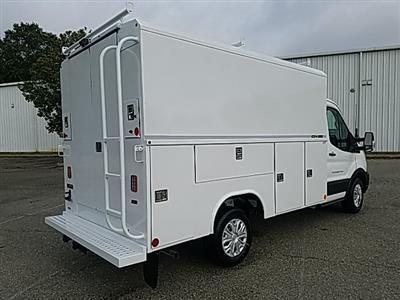 2020 Ford Transit 350 RWD, Reading Aluminum CSV Service Utility Van #NA97175 - photo 2