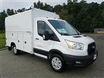 2020 Ford Transit 350 RWD, Reading Aluminum CSV Service Utility Van #NA97175 - photo 9