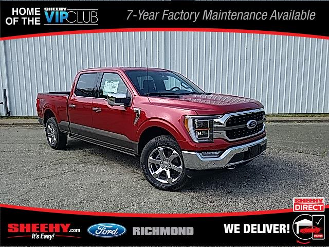 2021 Ford F-150 SuperCrew Cab 4x4, Pickup #NA98608 - photo 1